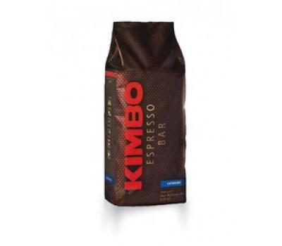 Кофе Kimbo Extreme (90% Арабика 10% Робуста) в зерне, 1кг