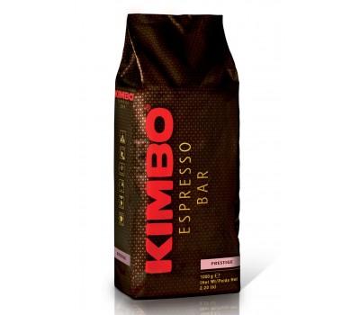 Кофе Kimbo Prestige (95% Арабика 5% Робуста) в зерне, 1кг