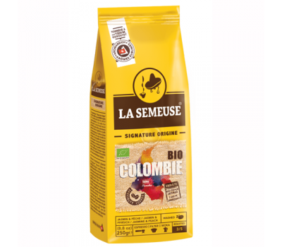 Кофе La Semeuse Colombie Planadas Organic (100% БИО Арабика)