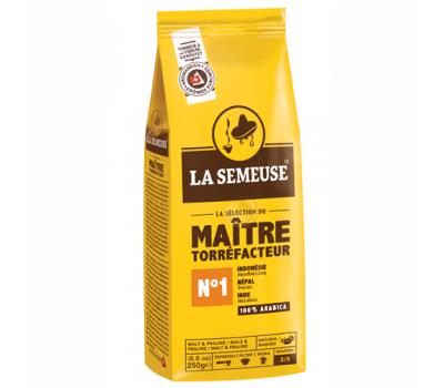 Кофе La Semeuse N1 (100% Арабика) в зернах, 250гр