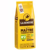 Кофе La Semeuse N2 Organic (100% БИО Арабика) в зернах, 250гр