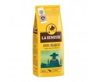 Кофе La Semeuse Don Marco (80% Арабика, 20% Робуста) 250 грамм в зернах