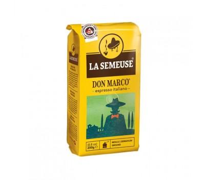 La Semeuse Don Marco (80% Арабика, 20% Робуста) 250 грамм молотый