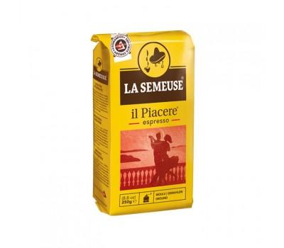 Кофе La Semeuse IL PIACERE (90% Арабика , 10% Робуста) 250 грамм молотый