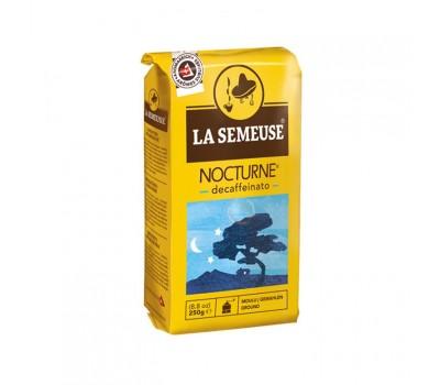 Кофе La Semeuse Nocturne (100% Арабика без кофеина) 250 грамм молотый