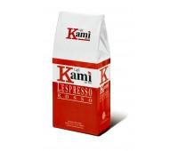 Кофе Kami Rosso (Ками Россо) 75% Арабика 25% Робуста в зерне, 1кг